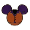Disney Hidden Mickey Pin - 2012 Character Costume - Pirates
