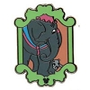 Disney Hidden Mickey Pin - 2012 Dumbo Collection - Mrs. Jumbo