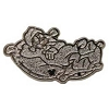 Disney Hidden Mickey Pin - 2012 Chaser Completer Pin - Sleeping Donald