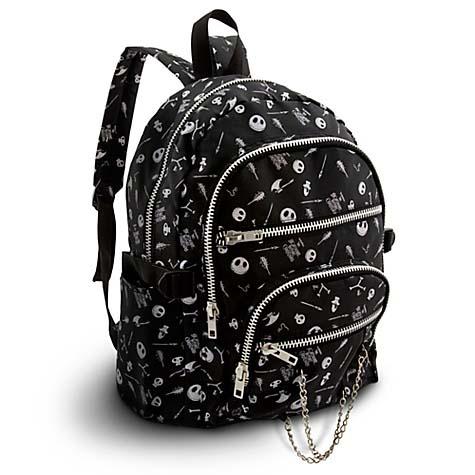 disney backpack bag tim burtons the nightmare before christmas - Nightmare Before Christmas Backpack