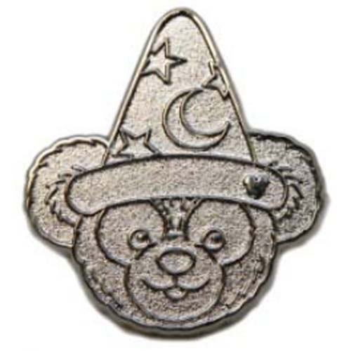 Disney Hidden Mickey Pin - 2012 Chaser Completer Pin - Sorcerer Duffy