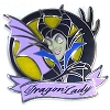 Disney Mickey's Circus Pin - Sinister Sideshows Mystery Pin Maleficent
