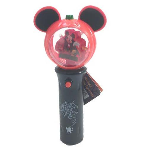 Disney Halloween Mini Light Chaser Mickey Mouse In Pumpkin