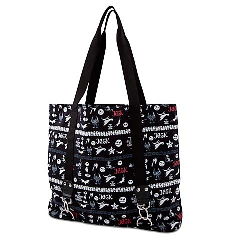 Add to My Lists. Disney Tote Bag - Jack Skellington The Nightmare Before Christmas