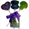 Disney Candy - Mad Treats Mad Hatter - Lollipop Pack