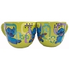 Disney Coffee Cup - Stitch - Light Green - Different Poses
