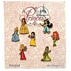 Disney 7 Pin Booster Set - Disney Princess - Toddlers