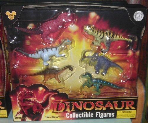 Disney Animal Kingdom Collectible Figures - Dinosaurs