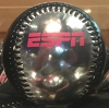 Disney Collectible Baseball - ESPN Wide World of Sports - Black Silver