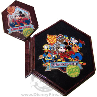 Disney Expedition: PINS - Character Expedition