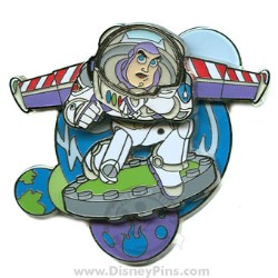 Disney Expedition: PINS - Exploring Space