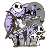 Disney Jack Skellington Pin - Jack Skellington Man of Your Screams