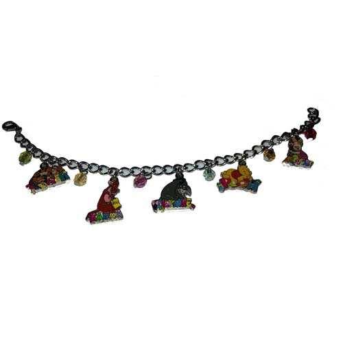Disney Bracelet Winnie The Pooh And Friends Charm
