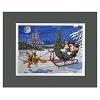 Disney Artist Print - David Doss - Winter Wonderland