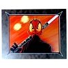 Disney Artist Print - Costa Alavezos - Donald Duck as Darth Maul