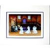 Disney Artist Print - Larry Dotson - Magic Kingdom - Haunted Mansion Ballroom