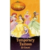 Disney Halloween  - Princess Temporary Tattoos