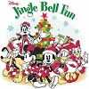 Disney CD - Mickey Mouse and pals - Jingle Bell Fun!