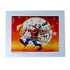 Disney Artist Print - Greg McCullough - Goofy - One Man Band