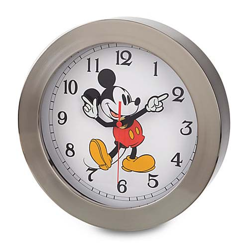 Disney Clock Mickey Mouse Wall Clock