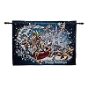 Disney Holiday Decor - Holiday Mickey Mouse Tapestry