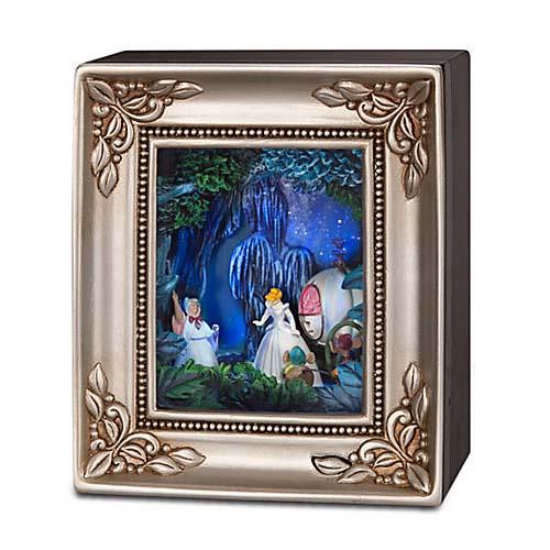 Disney Gallery Of Light Figure Cinderella By Olszewski