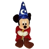 Disney Wall Magnet Plush - Sorcerer Mickey Mouse Apprentice