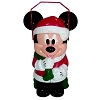 Disney Christmas Popcorn Bucket - Santa Mickey