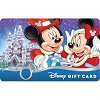 Disney Collectible Gift Card - Mickey & Minnie - Season's Gift