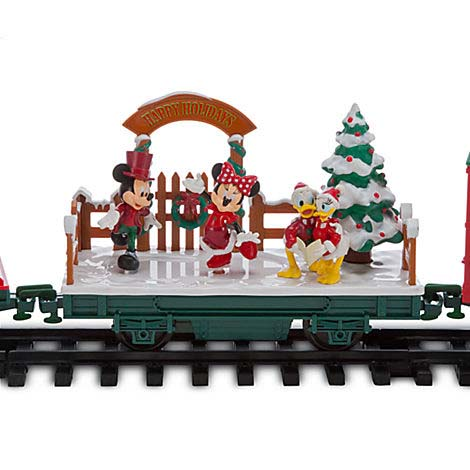 touch to zoom - Disney Christmas Train