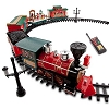 Disney Figurine Set - Christmas Train Set - The Holiday Express