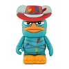 Disney vinylmation Figure - Phineas and Ferb - Agent P Christmas