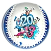 Disney Collectible Baseball - 2013 Official Logo Walt Disney World