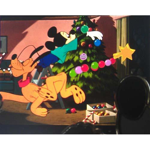Plutos Christmas Tree.Disney Piece Of Disney Movies Pin Pluto S Christmas Tree Frame 8