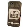 Disney iPhone 4s Case - Black with Classic D Logo
