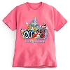 Disney CHILD Shirt - 2013 Mickey Mouse and Friends Pink Tee
