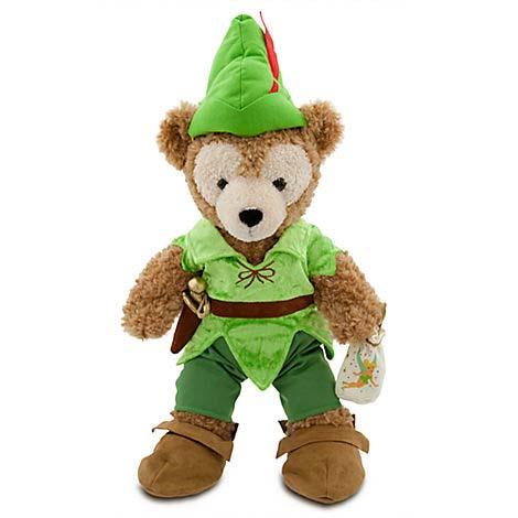 Disney Build A Bear Outfits