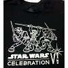 Disney Ladies Shirt - Star Wars Weekends 2012 - Celebration 6 VI