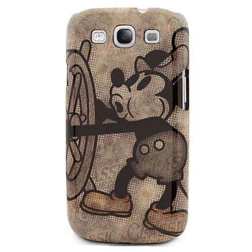 Disney Samsung Galaxy S III Case - Steamboat Willie - Mickey Mouse S3