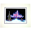 Disney Artist Print - Larry Dotson - Holidays at Disneyland