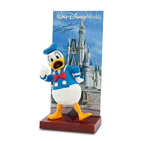 Disney Cake Topper Figure Donald Duck Figurine Disney