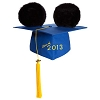 Disney Hat - Ears Graduation Cap - Class of 2013 - Mortarboard