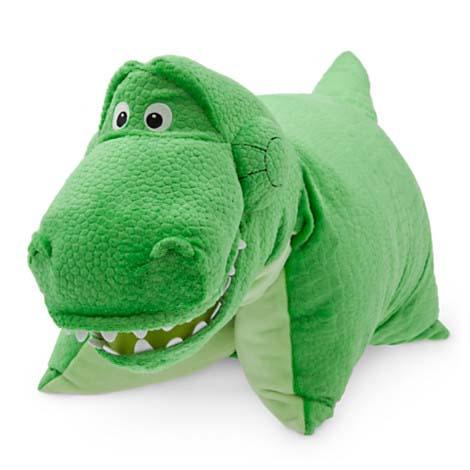 Disney pillow pet rex toy story dinosaur reverse pillow plush - Dinosaure toy story ...