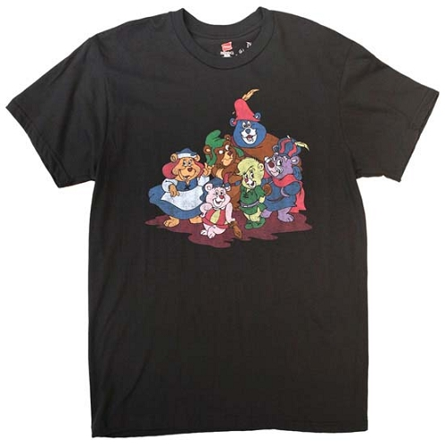Disney Adult Shirt Disney S Adventures Of The Gummi Bears