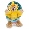 Disney Plush - 2014 Duffy Bear Easter Egg Plush - 9'' H