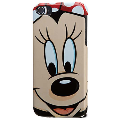 brand new 59830 08eff Disney iPhone 5 Case - Minnie Mouse Face