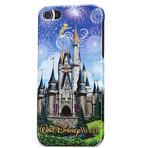Disney iPhone 5/5s Case - Cinderella Castle Disney World