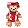 Disney Duffy Bear Plush - Class Of 2013 Graduation - 12