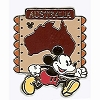 Disney Hidden Mickey Pin - 2012 Series - Completer - Continent - Australia