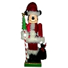 Disney Figurine - Nutcracker Mickey - Santa Claus ORIGINAL 1st Edition